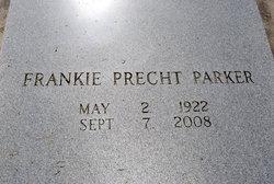 Frankie Winona <i>Precht</i> Parker