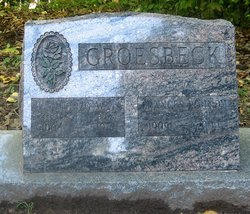Alonzo W. Groesbeck