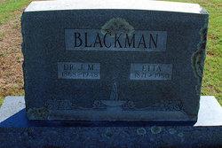 Etta <i>Ozment</i> Blackman