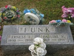 Pauline V. <i>Bolyard</i> Funk