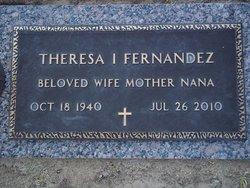 Theresa <i>Trujillo</i> Fernandez