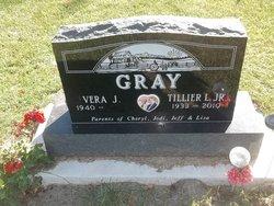 Tillier L Gray, Jr