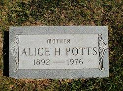 Alice Hilda <i>Boeskool</i> Potts