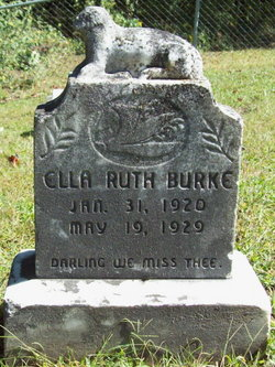 Ella Ruth Burke