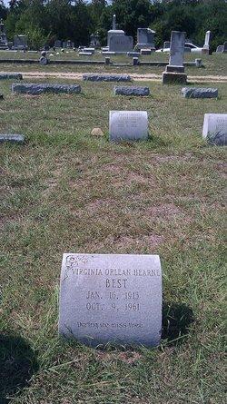 Virginia Orlean <i>Hearne</i> Best
