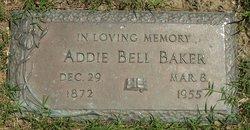 Addie Bell <i>Gideon</i> Baker