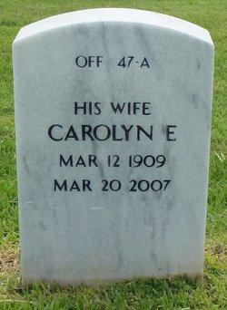 Carolyn E Leon