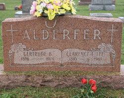 Clarence Leo Lee Alderfer
