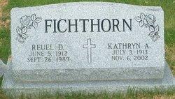 Kathryn A. <i>Sutter</i> Fichthorn