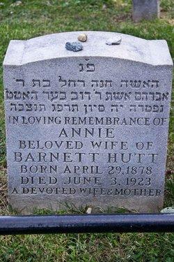 Annie Hutt
