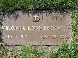 Virginia A. <i>Ross</i> Beckwith