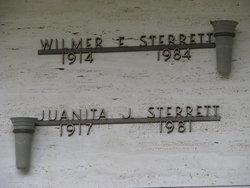 Juanita Jean <i>Thomas</i> Sterrett
