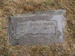 Andrew Jennings Thomas