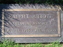 Ralph Abbott