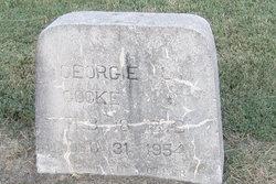 Georgie L Georgie <i>Love</i> Cocke