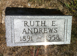 Ruth E. Lucy <i>Bonnel</i> Andrews