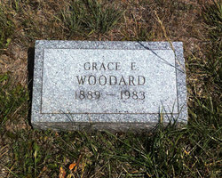 Grace Edna <i>Bonnel</i> Woodard
