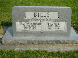 Malinda Parlee <i>Harris</i> Bills