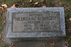 Hildegard Albrecht Petznick