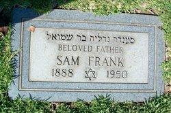 Sam Frank
