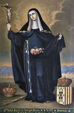 Saint Elizabeth of Aragon