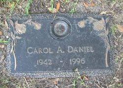 Carol A Daniel