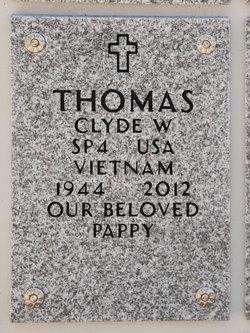Clyde Wesley Thomas