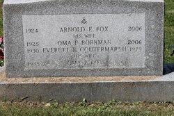 Arnold E Fox