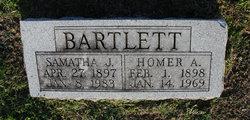 Samantha J. Bartlett