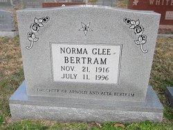 Norma Glee Bertram