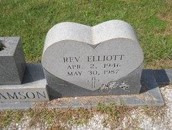 Rev Elliott Adamson