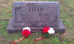 Richard E Shaw