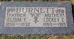Lockey E. <i>Johnson</i> Burnett