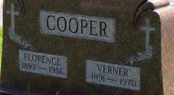 Florence <i>Benckert</i> Cooper