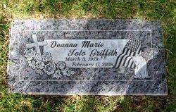 Deanna Marie <i>Toto</i> Griffith