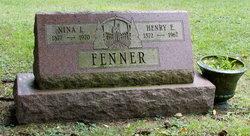 Nina May <i>Locke</i> Fenner