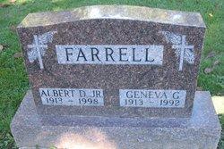 Albert D Farrell