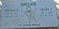 Thelma Eva <i>Negley</i> Sinclair