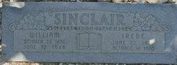Irene Welthy <i>Gates</i> Sinclair