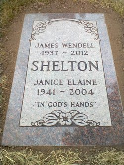 Janice Elaine <i>Burton</i> Shelton