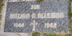 William A Alleman
