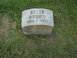 Belle <i>Tillotson</i> Brown