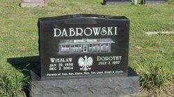 Wieslaw F. Wes Dabrowski