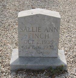 Sallie Ann Finch