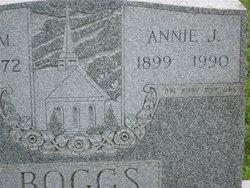 Annie Jane <i>Doyle</i> Boggs