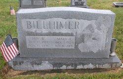 Mary Etta <i>Lantz</i> Billhimer