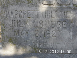 Margaret Urettie <i>Voiles</i> Cupp