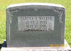 Sarena E <i>Kilpatrick</i> Walker
