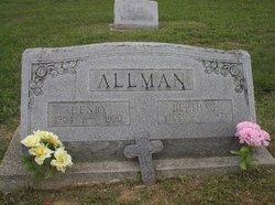 Henry Allman