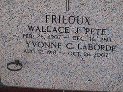 Wallace J Friloux